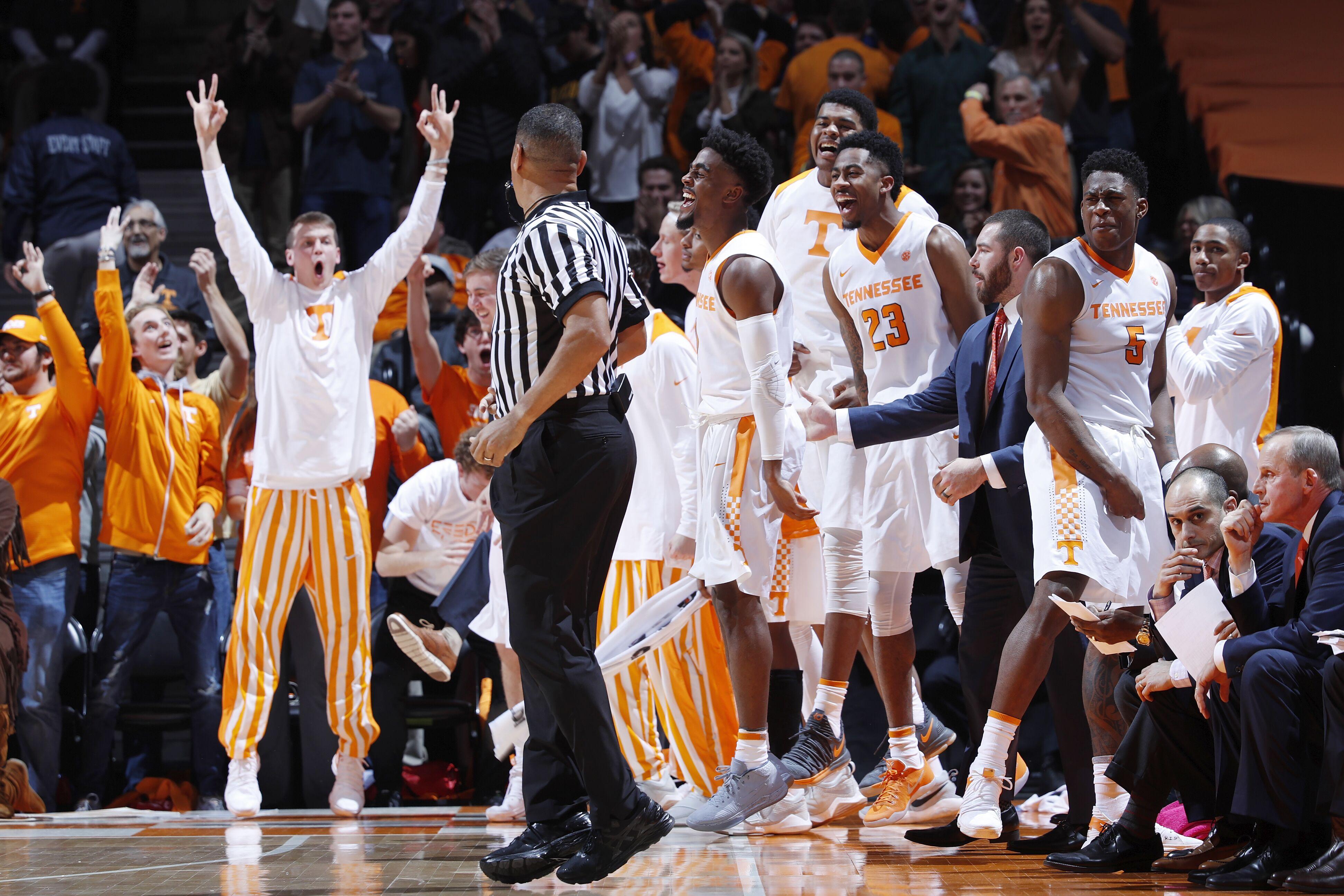 Uk Basketball: Tennessee Basketball: Vols Pick Up Huge Win At Rupp Arena
