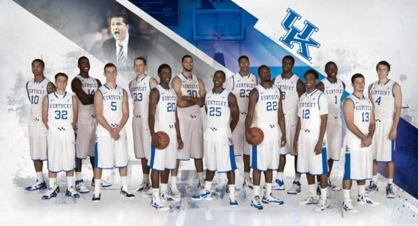 Uk Basketball Schedule: A First Look At The 2012-13 Kentucky Wildcats Basketball