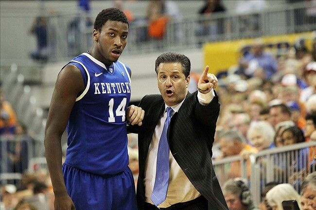 Kentucky Basketball What The Florida Win Means To The: Picking Anyone Other Than The Kentucky Wildcats To Win The