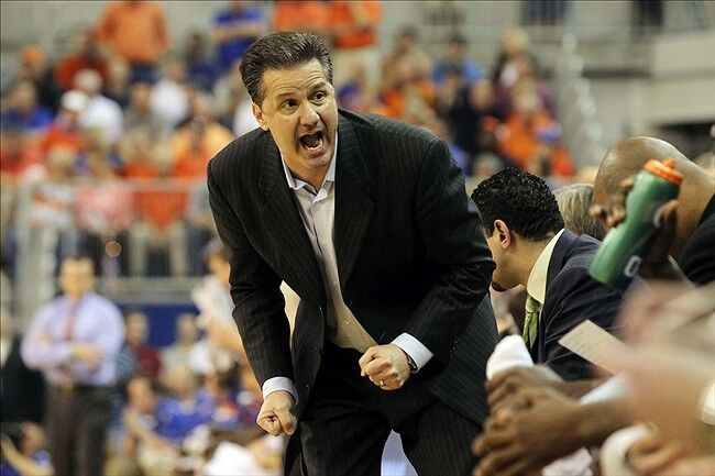 """Kentucky Basketball Is An Enigma Well Into The Season: The Many Faces Of John Calipari During This """"hangover"""" Of"""