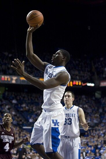 Alex Poythress Is The Quot Most Frustrating Quot Player In The