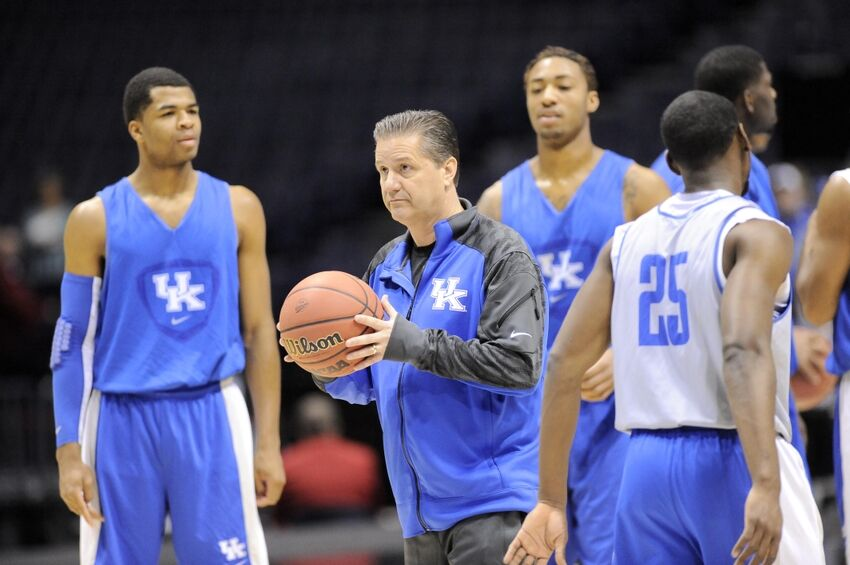 Kentucky Basketball Is An Enigma Well Into The Season: Kentucky Basketball: Is This The Team?