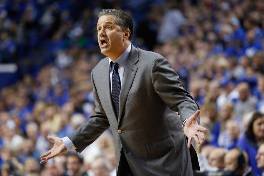 Three Reasons Kentucky Basketball Might Have One Of Its: Kentucky Wildcats Practice Games May Be Their Toughest Matchup