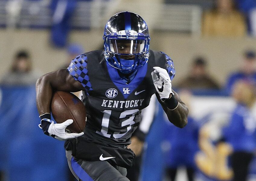 Kentucky Football: Badet To Transfer for Final Year