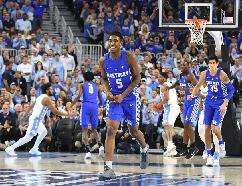 Uk Basketball: Kentucky Basketball: Monk Named SEC Player Of The Week