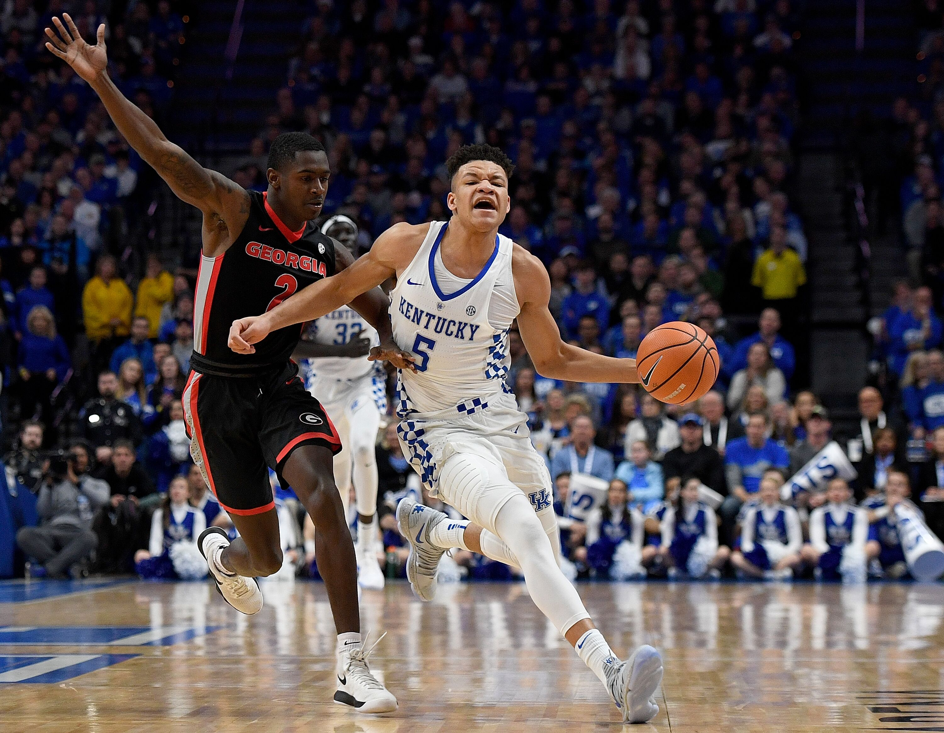 Kentucky Basketball: What's Wrong With Kevin Knox?