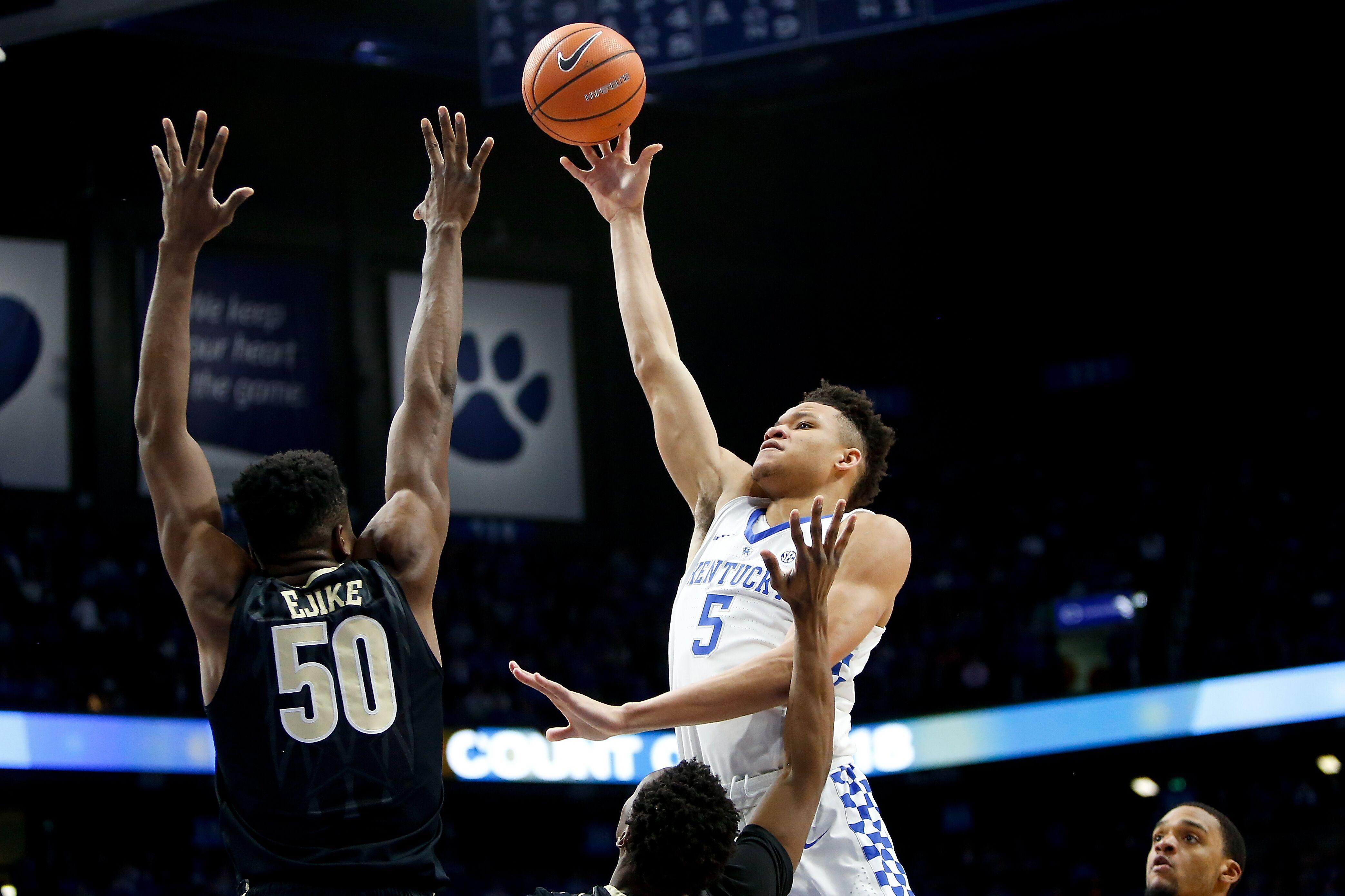 Kevin Knox Explains Decision To Pick Kentucky Basketball: Kevin Knox Benefits From Coach John Calipari's Tweak