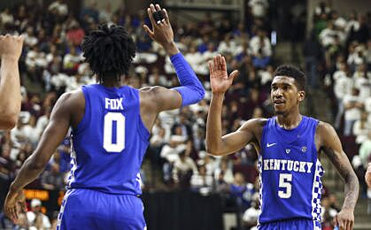 kentucky basketball ranking the top five wildcats players to wear