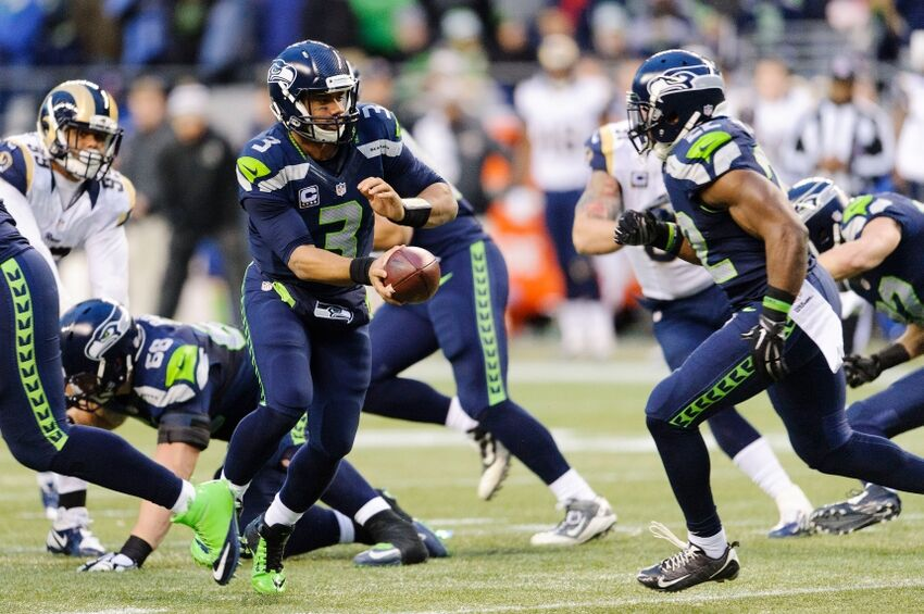 Seattle Seahawks Moving Forward Looking Back