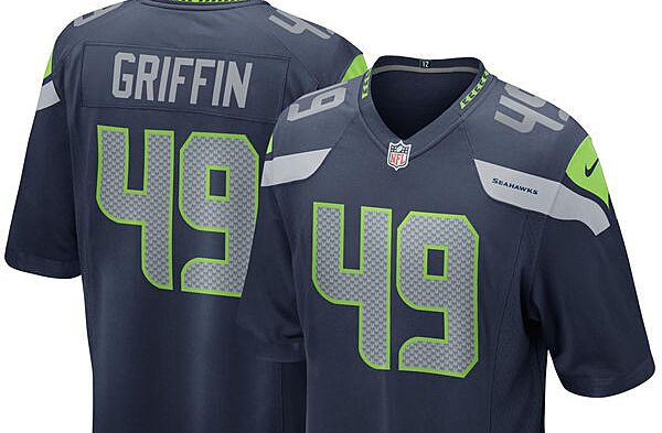 reputable site bb0c8 524aa Seattle Seahawks fans need some Shaquem Griffin gear
