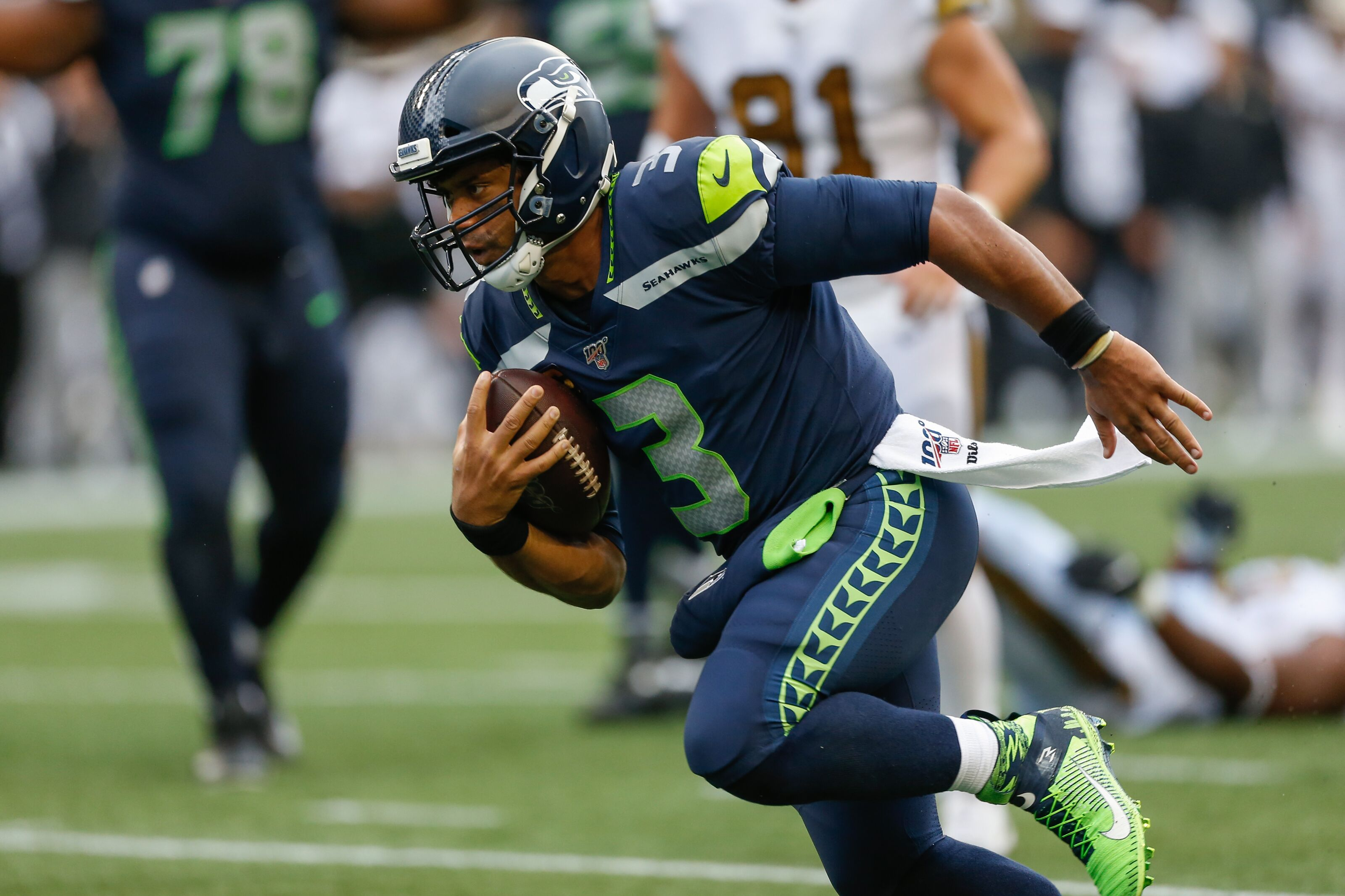 Seahawks MVP for week three: Russell Wilson in an embarrassing loss