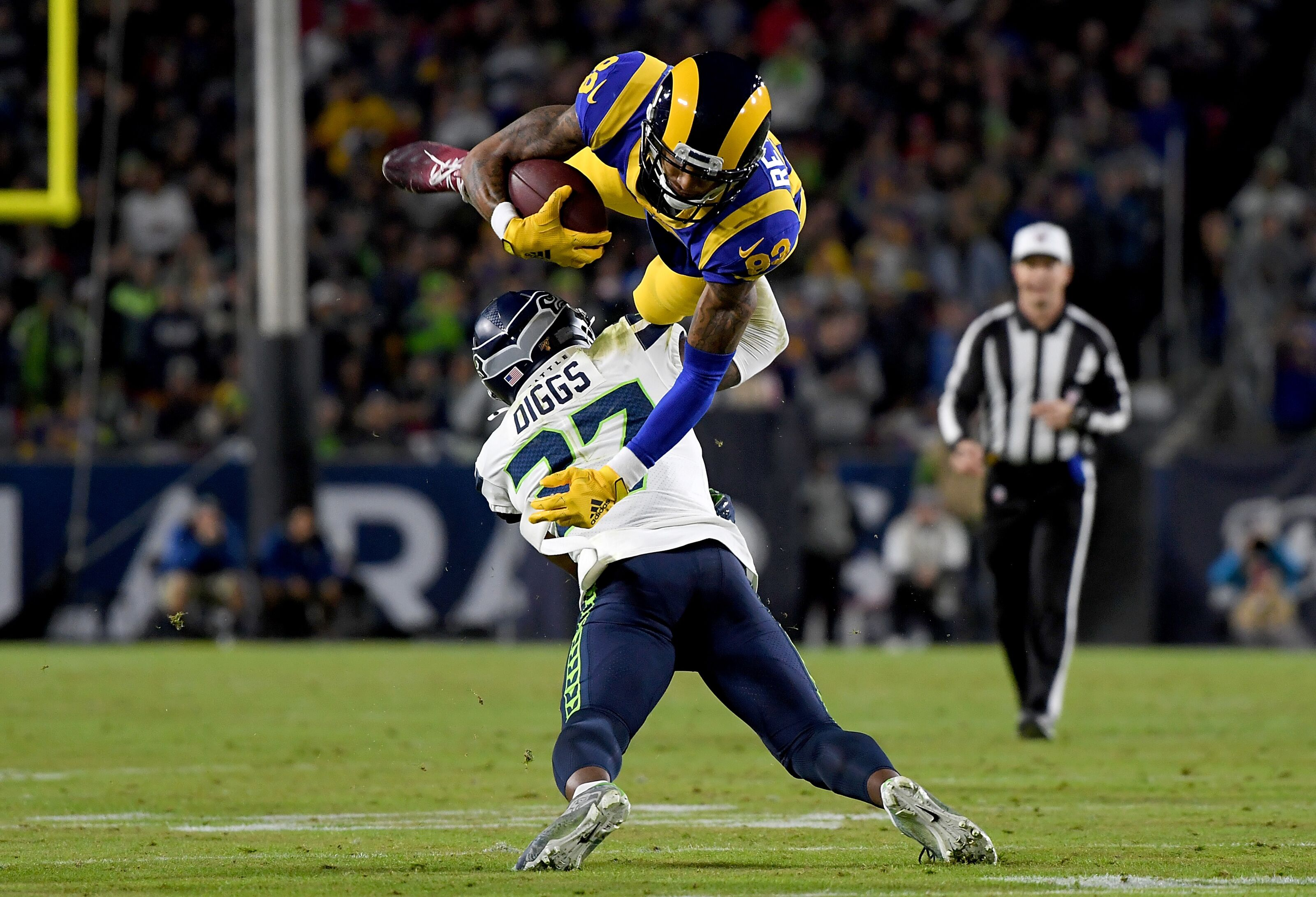 Seahawks MVP for game 13: they call me Mister Diggs