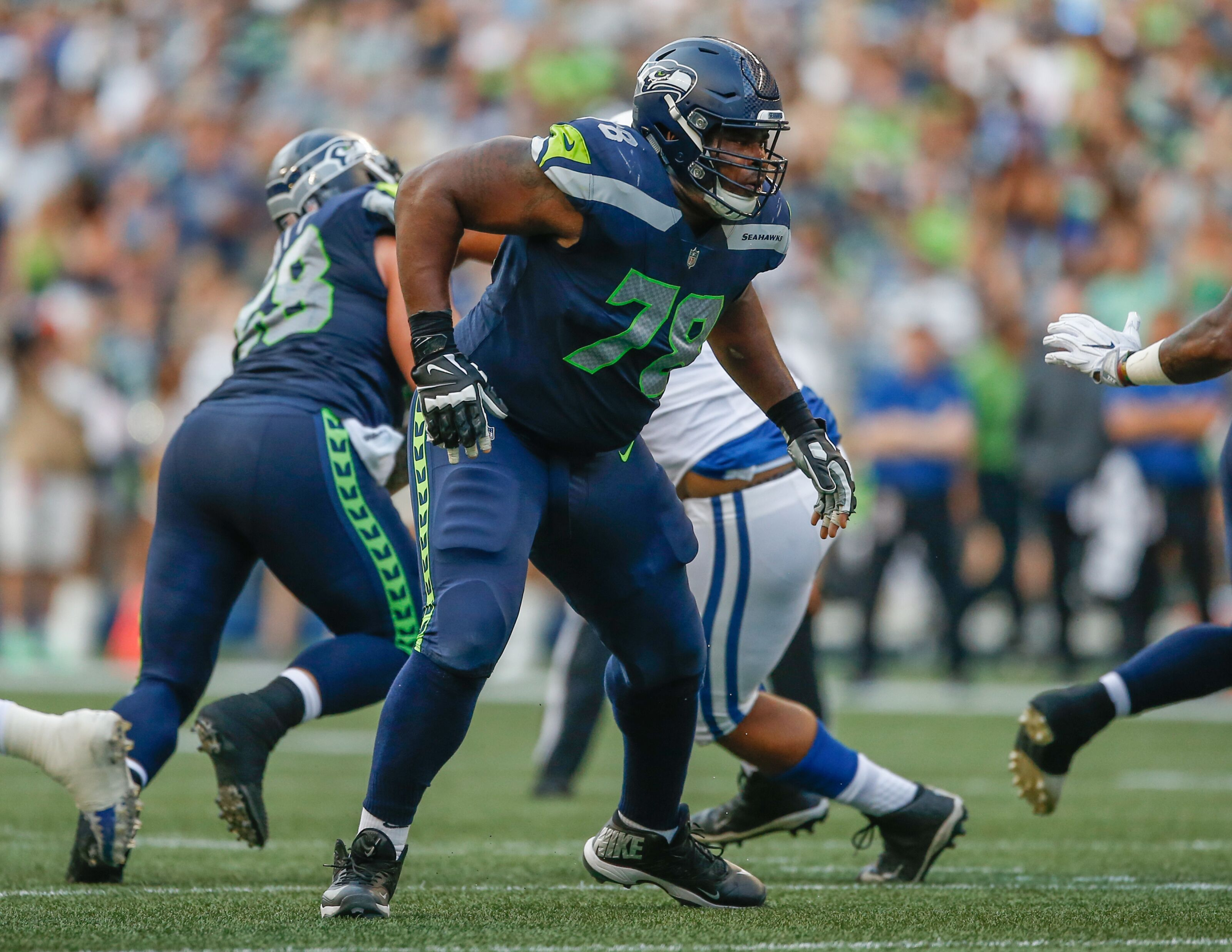Seahawks getting healthier as season goes on is a great thing
