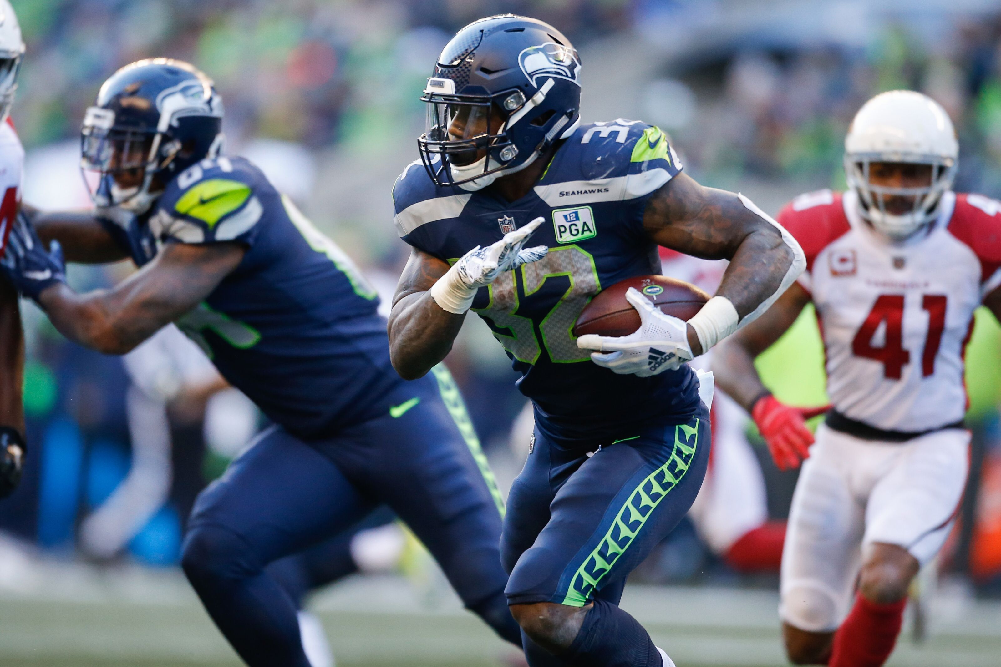 Seahawks OTAs: Seattle's injury concerns are few
