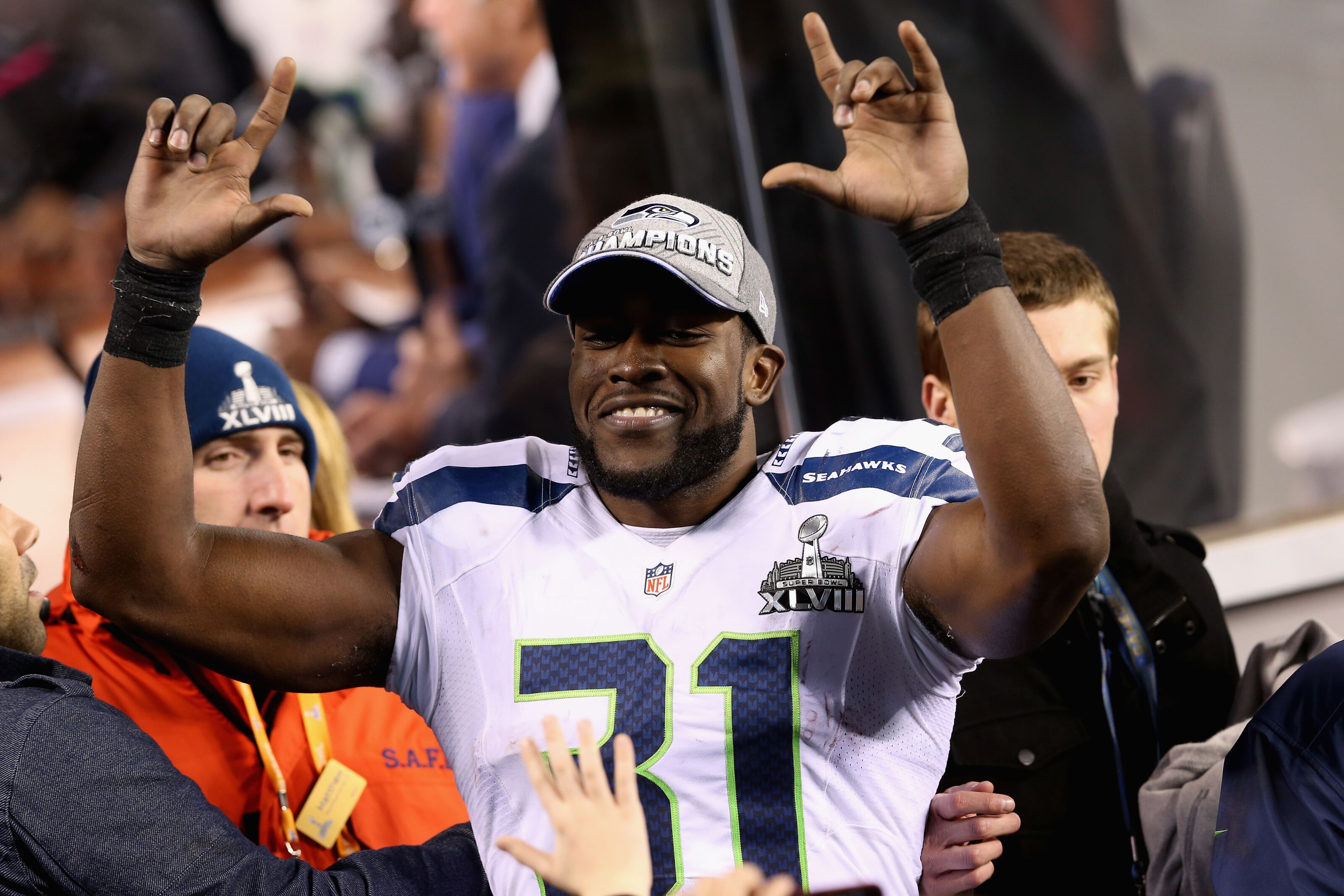 Kam Chancellor: to the Seahawks boardroom or the sidelines?