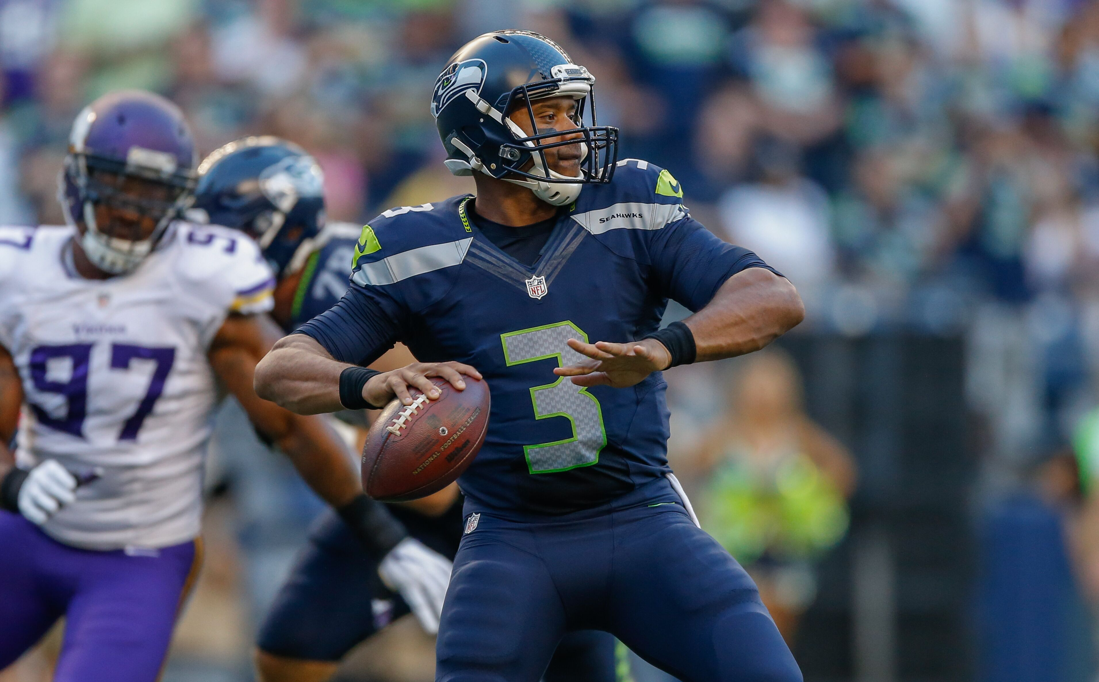 Seahawks vs. Vikings: Five questions about Minnesota with Viking Age