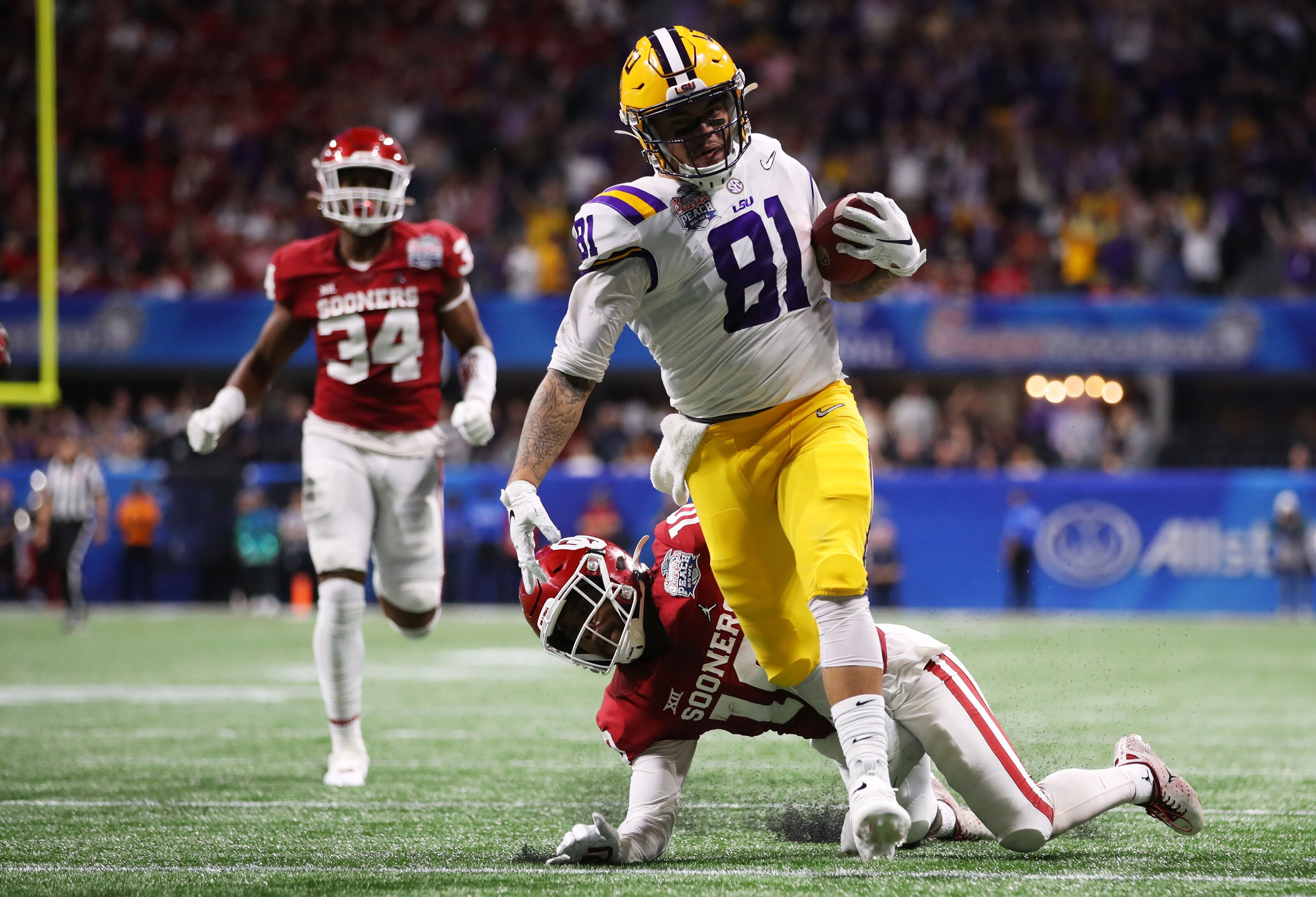 Tight ends the Seahawks could target in the 2020 NFL Draft