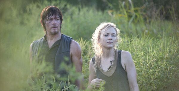 Daryl and beth walking dead dating in real life