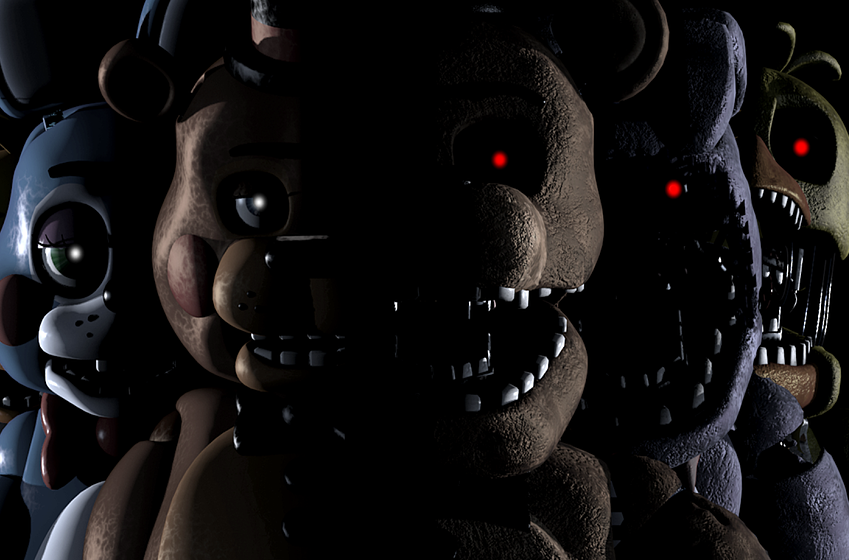 five nights at freddy s film to use real animatronics