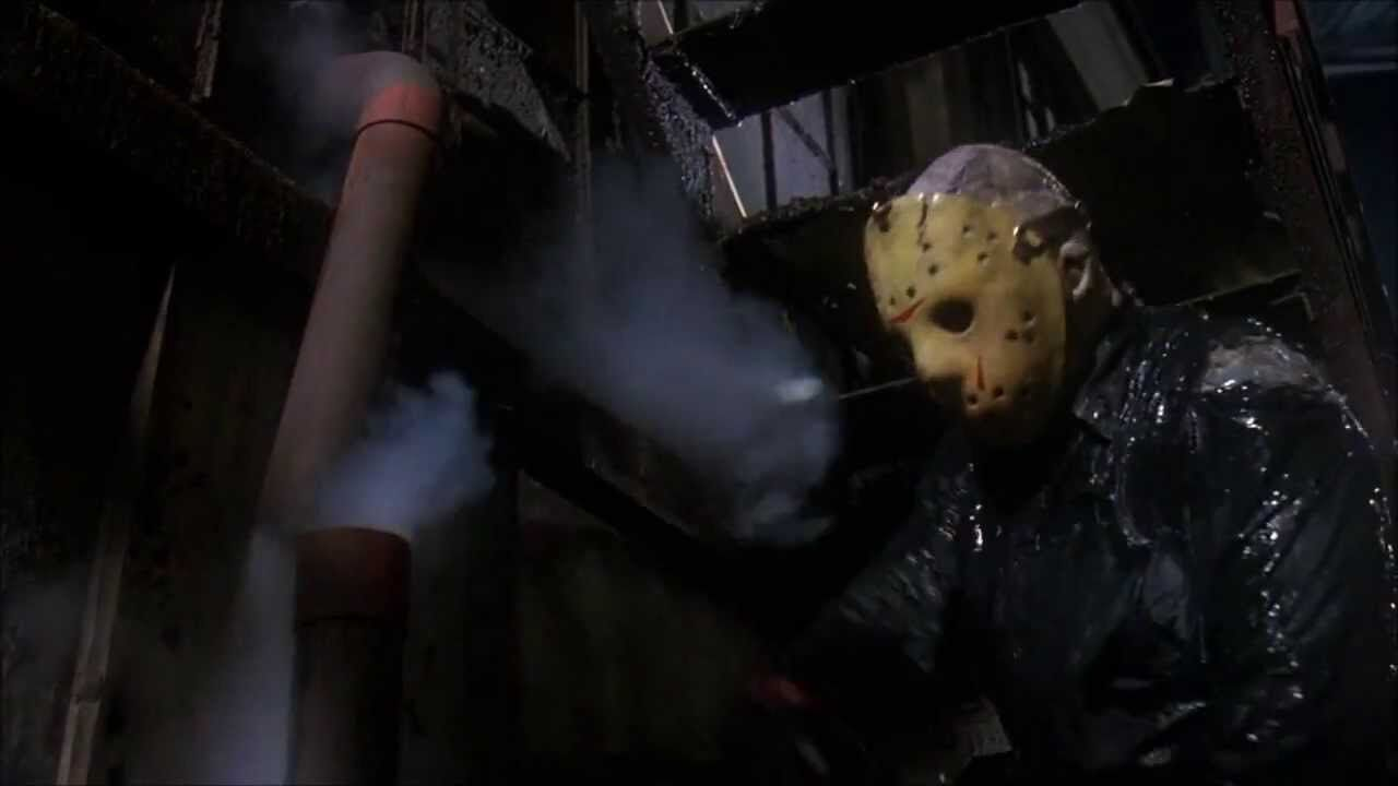 Friday The 13th Michael Myers Picks On Jason In