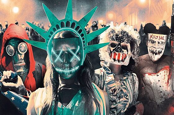 The Purge Election Year Poster Wallpapers: 'The Purge' Goes Down Much Differently In Canada