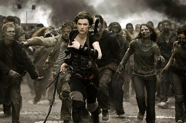 Resident Evil The Final Chapter Movie Clip Alice Awakes: 'Resident Evil: The Final Chapter' Clips Brings On The Zombies