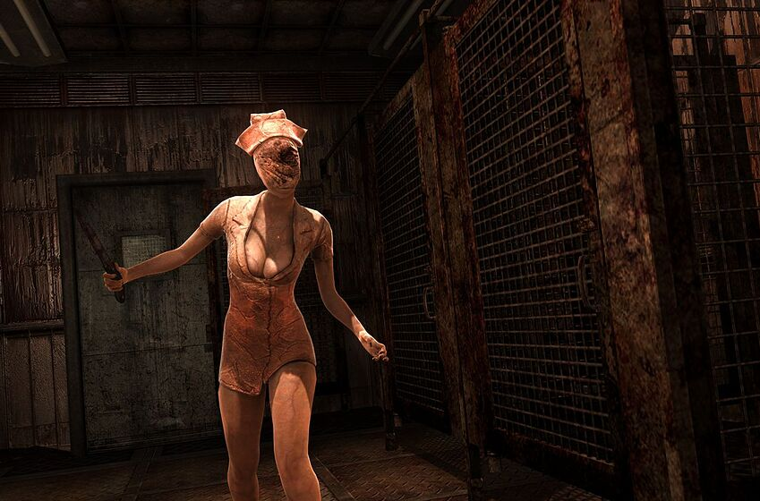 04deb2990b312 Make Your Own 'Silent Hill' Nurse DIY Cosplay With This Video