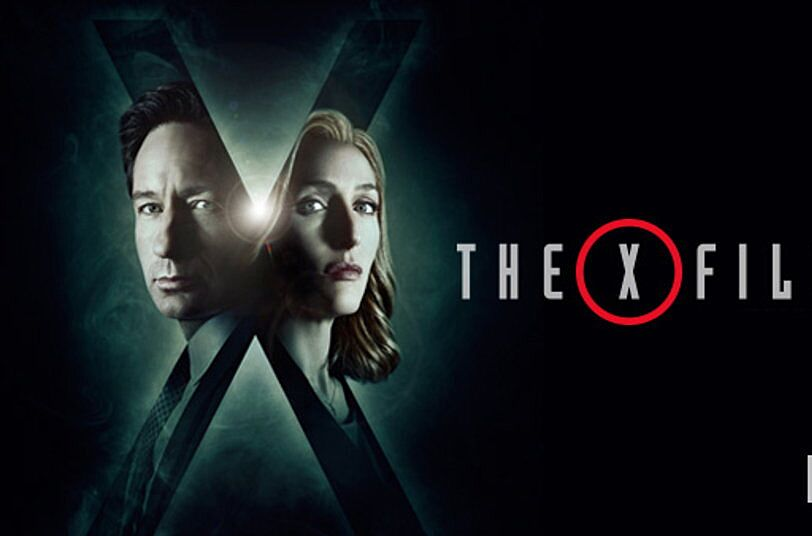 Chris Carters The X Files Courtesy Of Fox