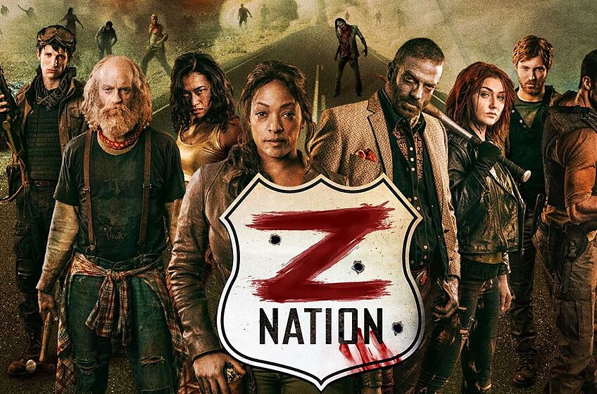Z Nation Wallpaper Murphy