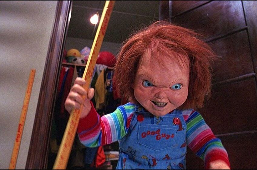 Childs Play Possible Chucky Video Game Coming From Universal