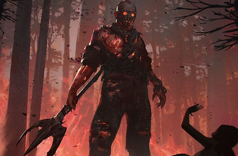 friday the 13th game to ban players using codes from ebay