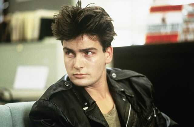 A nightmare on elm street nearly starred young charlie sheen via paramount thecheapjerseys Images