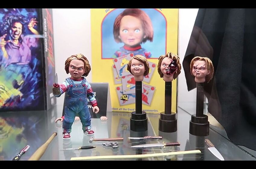 Childs Play NECA Responds To Fan Criticism Of Upcoming Chucky Figure