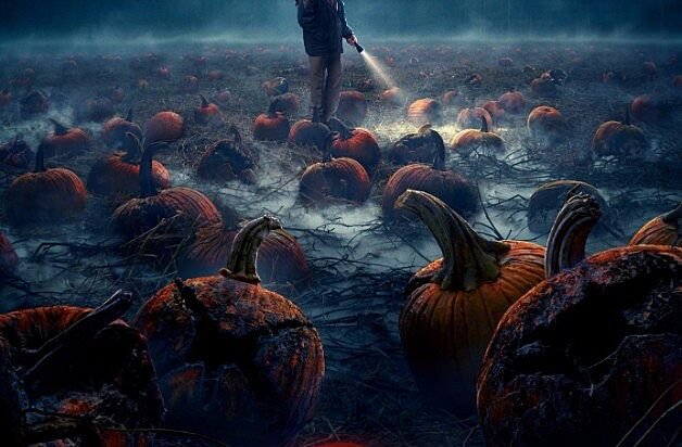 Trick R Treat With New Halloween Style Stranger Things Poster