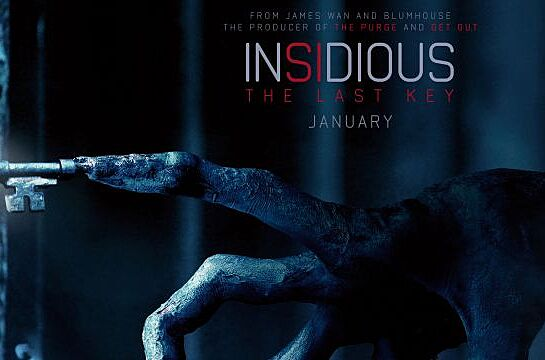 Reach the Further with Insidious: The Last Key behind-the