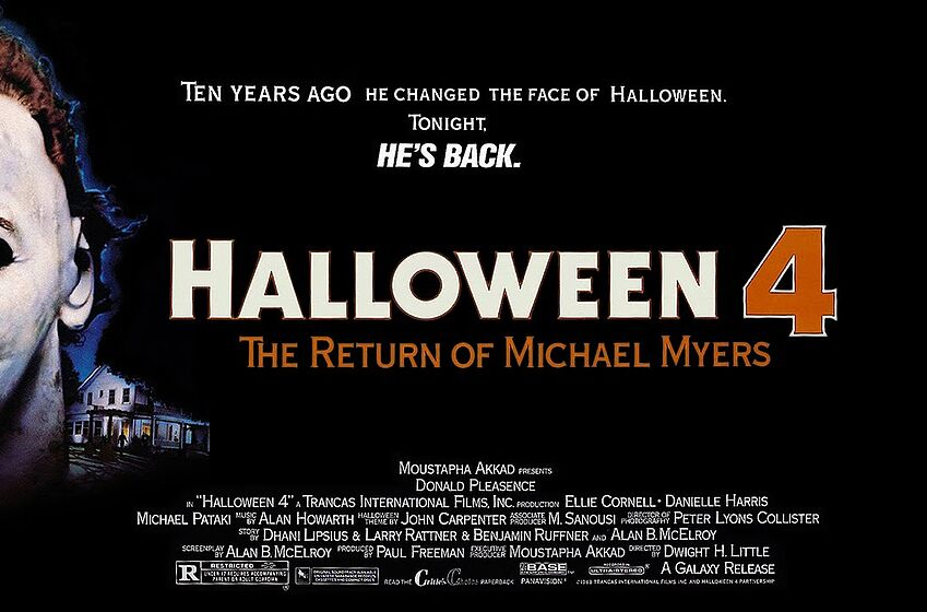 6ff4ce4c Halloween 4: The Return of Michael Myers -- Courtesy of Trancas  International Films