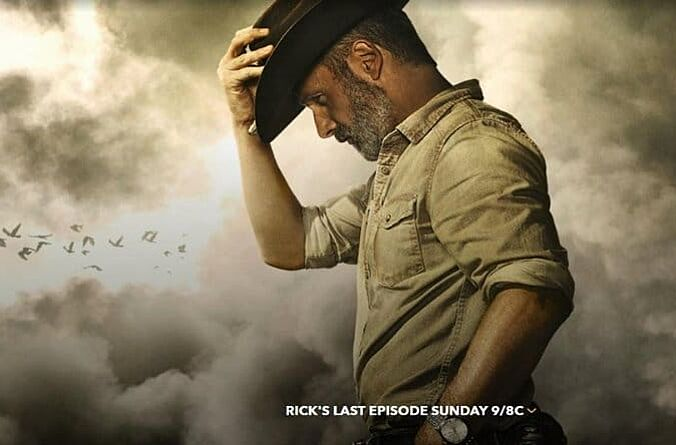 The Walking Dead: AMC producing Rick Grimes films with