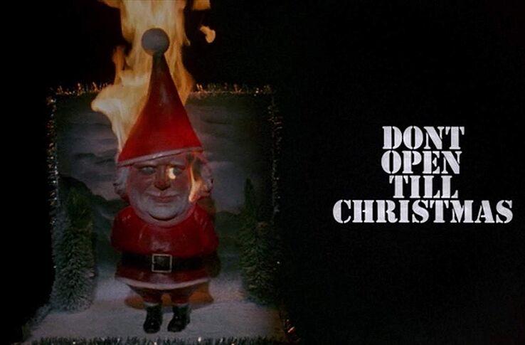 Dont Open Till Christmas.Don T Open Till Christmas A Forgotten Slasher Movie Review