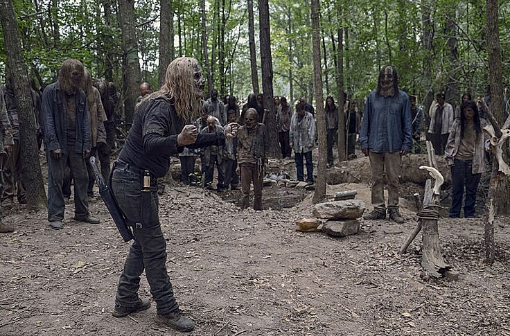 Spin-Off: The Walking Dead is very much alive according to AMC