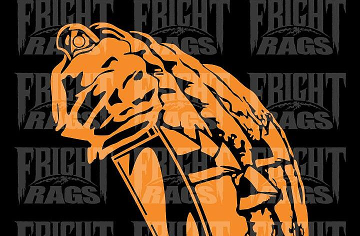 22543033 Halloween: Fright-Rags heads to Haddonfield High with nylon jacket