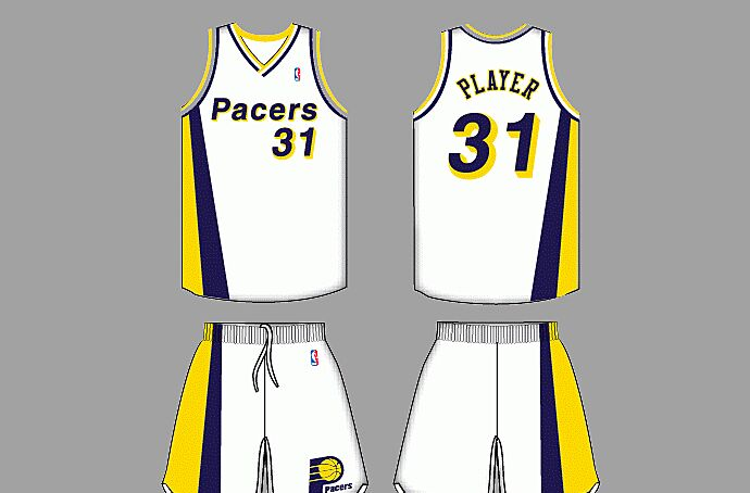 pretty nice 3db20 d2f75 Indiana Pacers Won't Wear Throwback Flo-Jos vs Knicks