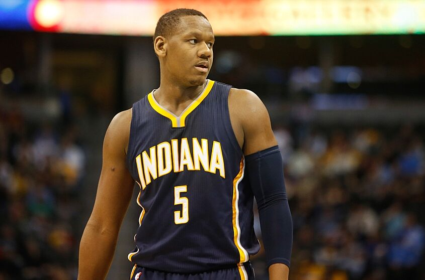 Indiana Pacers Depth Chart Who Backs Up Thad Young