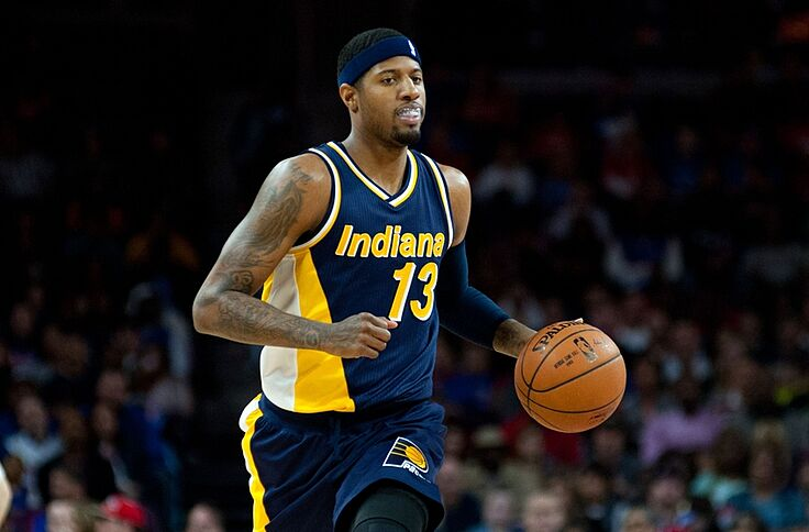 competitive price 2cdbf 1f6f7 Indiana Pacers Will Wear FloJo Jerseys vs. Memphis Grizzlies