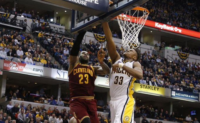 Image result for myles turner block