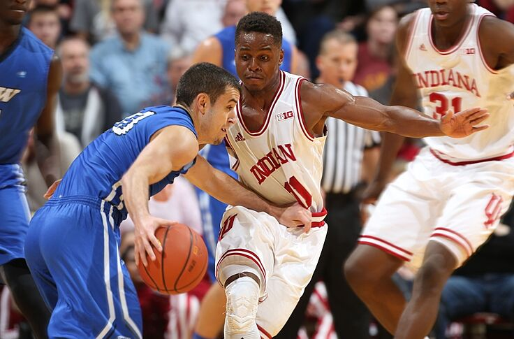 on sale 9783e c7403 Indiana Pacers Missed A Big Opportunity With Yogi Ferrell