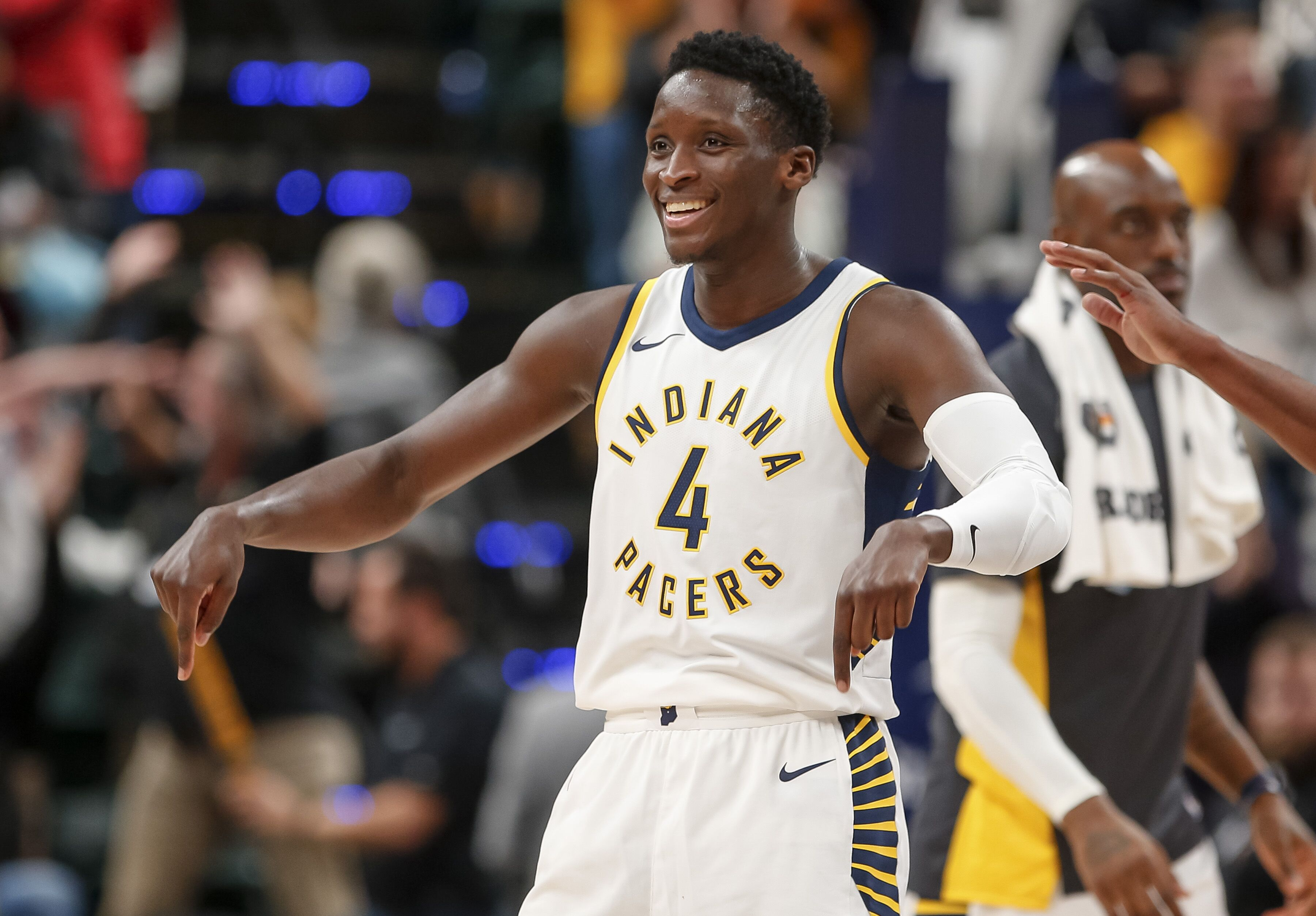 Image result for vic oladipo pacers