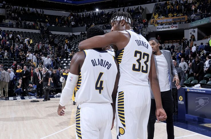 Indiana Pacers have no players in top 20 of NBA 2K20 player