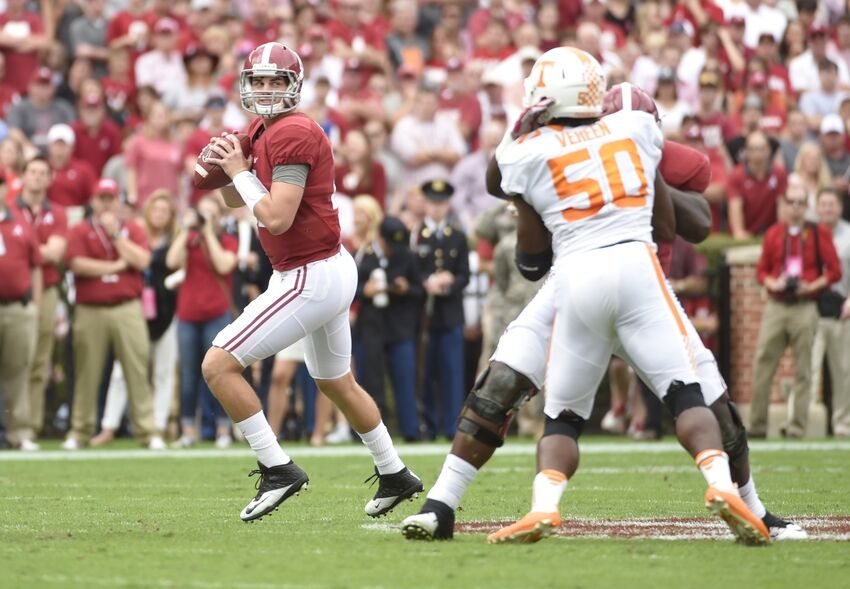 Who To Blame For Tennessee S 19 14 Loss To Alabama