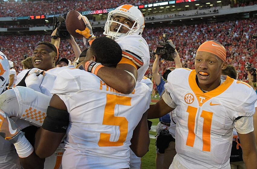 Tennessee Football: Are these Vols Another Team of Destiny?