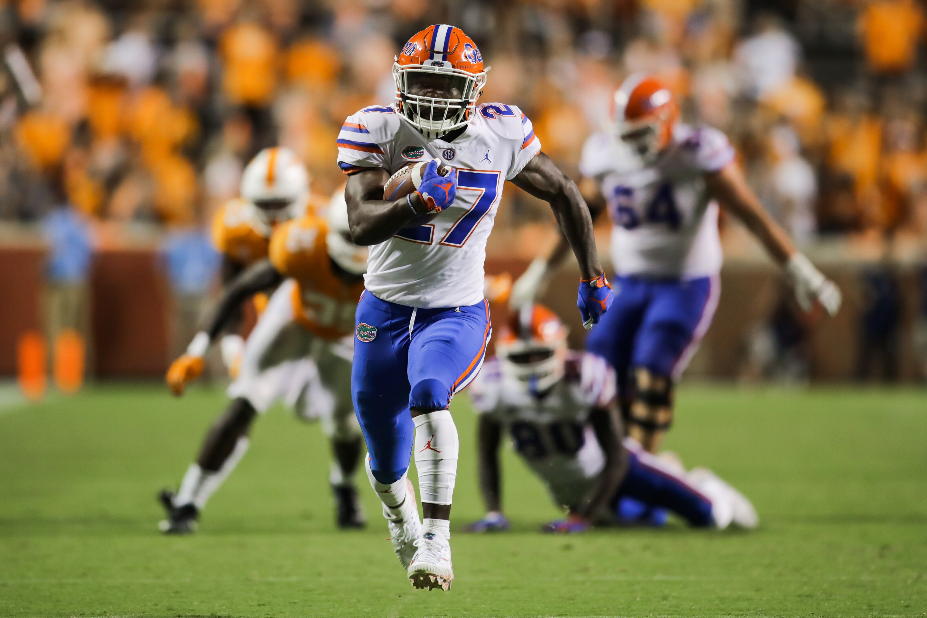 Tennessee Football Vols Gators Isn T A Close Rivalry And Never Has Been